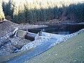 New dam on Abhainn a Bheallaich - geograph.org.uk - 128678.jpg