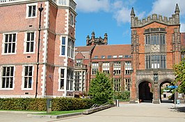 Hoofdcampus van Newcastle University