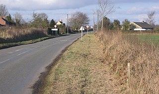Holme East Waver A civil parish in Cumbria, England