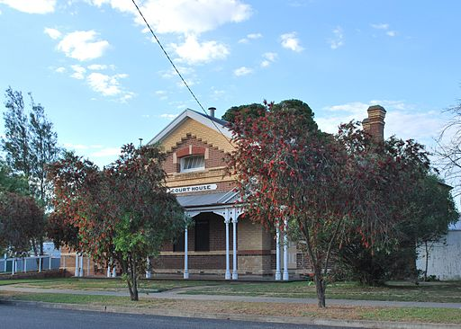 Nhill Court House