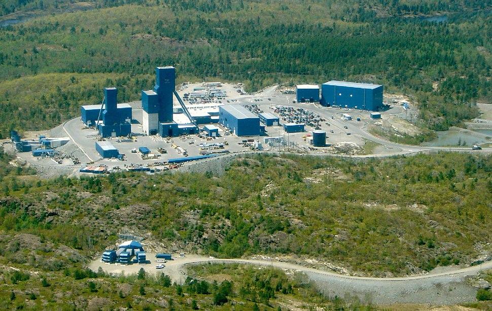 Nickel Rim South mine