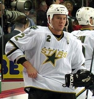 Nicklas Grossmann ice hockey player