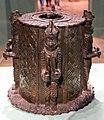 Nigeria, edo, regno del benin, altare della mano, xvii secolo 01.jpg