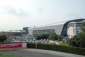 Ningbo Lishe International Airport T2 20191005.jpg