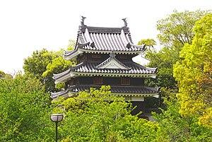 Nishio-usitora-yagura