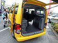 Nissan NV200 TAXI (DBA-M20) rear.JPG