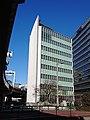 Nittochi Nihonbashi East Building, at Nihonbashi-Koamicho, Chuo,Tokyo (2019-01-02) 01.jpg