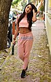 Nora Fatehi snapped for Batla House rehearsals.jpg
