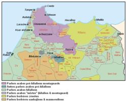 Moroccan Arabic - Wikipedia