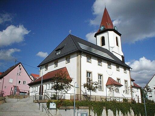 Nordheim bartholomaeuskirche
