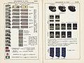 Norsk soldatbok Forsvarsdepartementet 1928 Gradmerker og tegn Hæren Flåten (Norwegian Army and Navy rank insignia etc) Public domain 600ppi oppslag.jpg