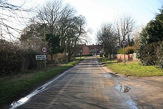North Clifton village and civil parish in Nottinghamshire, England