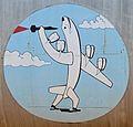 Nose art on NB-52B Stratofortress 'Balls 8' (27411563414).jpg