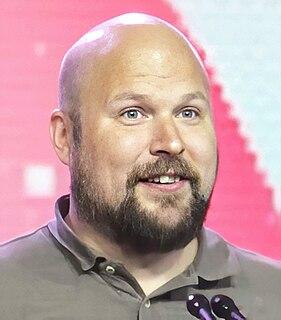 Markus Persson Swedish video game programmer