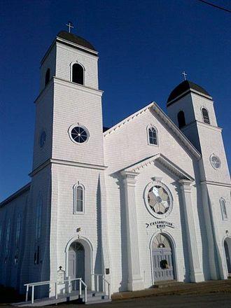 Arichat, Nova Scotia - Notre Dame de L'Assumption