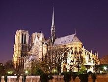 كاتدرائية نوتردام دو باري (باريس) - ويكيبيديا
