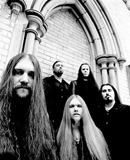 Novembers Doom American death-doom metal band