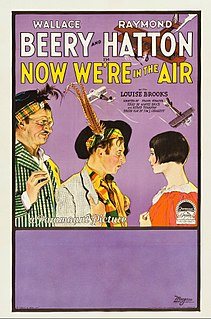 <i>Now Were in the Air</i> 1927 film