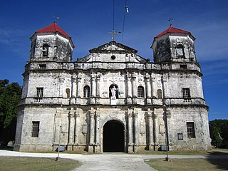 Loon Church Church in Bohol, Philippines