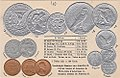 Numismatic postcard from the early 1900's - United States of America 03.jpg