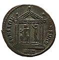 Nummus of Maxentius (YORYM 2001 10017) reverse.jpg