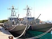 OB-63 Cavtat i OB-64 Hrvatska Kostajnica