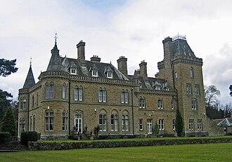 Cuddington, Eddisbury - Oakmere Hall