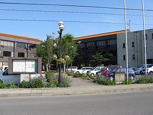 Obuse, Nagano - Obuse Town Hall