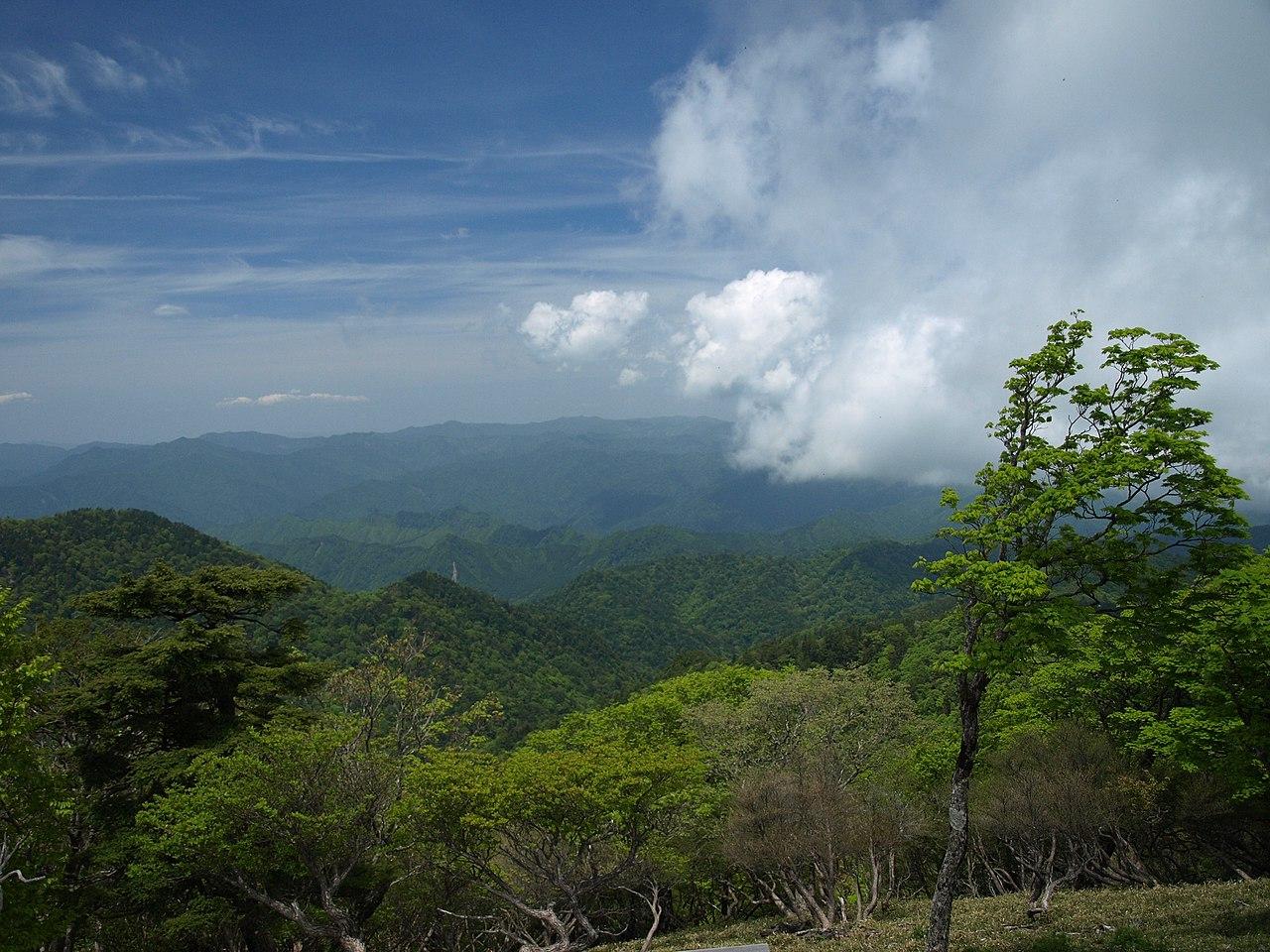 大台ヶ原山(三重県)