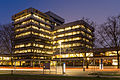 Office building Postbank Celler Strasse Mitte Hannover Germany 02.jpg