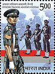 Officers Training Academy 2013 stamp of India.jpg