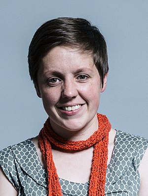 Kirsty Blackman - Official Parliamentary Photo, 2017
