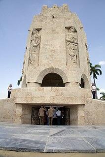 Cuban cemetery