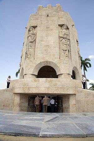 Santa Ifigenia Cemetery - Mausoleum of José Martí in Santa Ifigenia Cemetery
