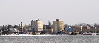 Ogdensburg, New York - Image: Ogdensburg NY