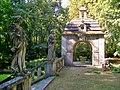 Ognon (60), parc d'Ognon, gloriette ouest 02.jpg