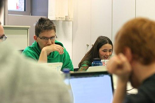 Okwiki16 uuuuund noch ein Seminarraum