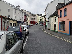 Old Church Street, Manorhamilton