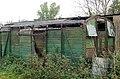 Old railway van north of Harbury - geograph.org.uk - 1550607.jpg