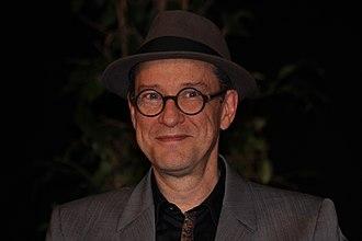 Olivier Cotte - Cotte at Utopiales 2015 in Nantes, France