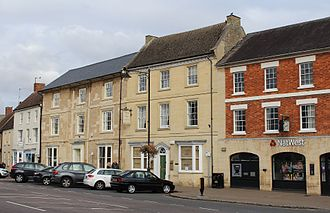 Olney, Buckinghamshire - Image: Olney Buckinghamshire 1