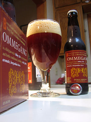 Brewery Ommegang - Ommegang Abbey Ale