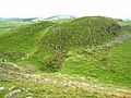 On the Hadrian's Wall National Trail east of Walltown - geograph.org.uk - 536656.jpg