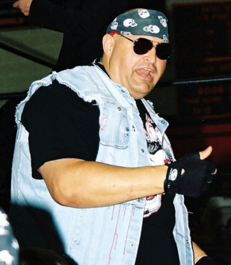 One Man Gang - One Man Gang in March 2009