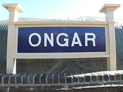 Ongar station signage.JPG