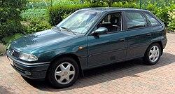 1997 Opel Astra F/A