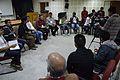 Open Discussion - Collaboration among Indic Language Communities - Bengali Wikipedia 10th Anniversary Celebration - Jadavpur University - Kolkata 2015-01-10 3131.JPG