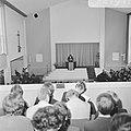 Opening academisch jaar V.U. Amsterdam openbare zitting van senaat van de V.U., Bestanddeelnr 922-7918.jpg