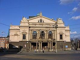 J. K. Tyl Theatre