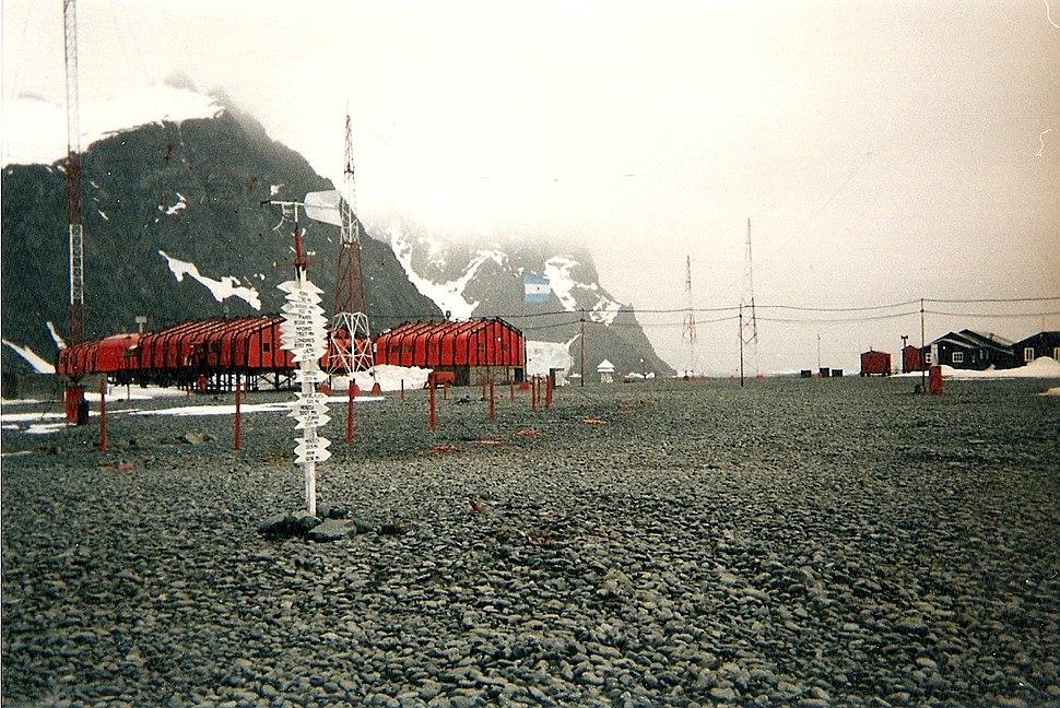 Orcadas Base
